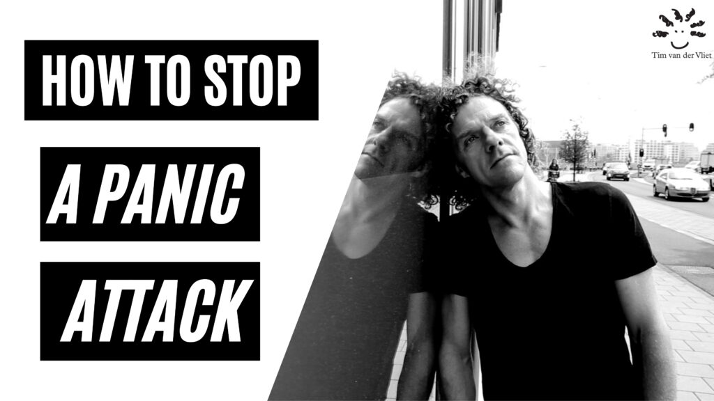 How To STOP A Panic Attack - Deep Breathing BREATH HOLD Technique - Tim van der Vliet